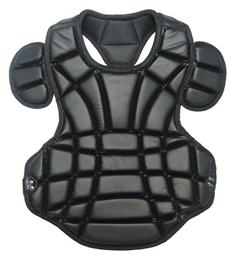 硬式プロテクター合皮軽量ブラック kpbc