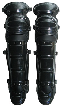 硬式レガーツLサイズ/ブラック lb-l