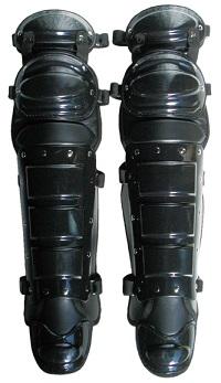 硬式レガーツMサイズ/ブラック lb-m