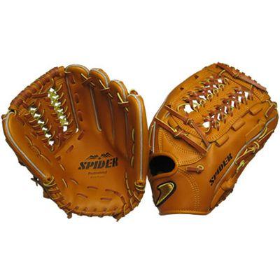 【在庫限り】【特別価格】硬式三塁手オールラウンド用SPIDER  タン右投げ用 gl5-zta