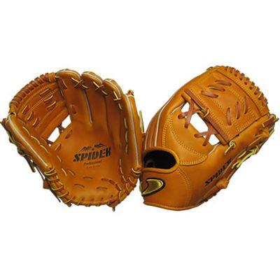 硬式二塁手・遊撃手用SPIDER Tウェブタン 右投げ用 gl6-ztt
