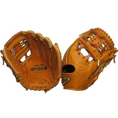 硬式二塁手・遊撃手用SPIDER  網ウェブタン 右投げ用 gl6-zta