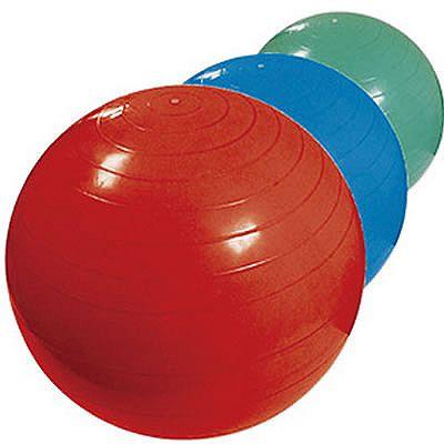 【在庫切れ】バランスボール75〜85cmブルー xdbb-85