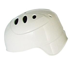 硬式キャッチャーヘルメット/ホワイト chw