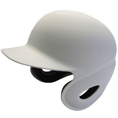 硬式バッター用ヘルメット/ホワイト bhw
