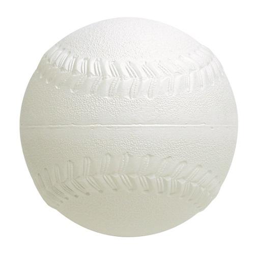 ゴムソフトボール練習球3号サイズ 3sf-10r