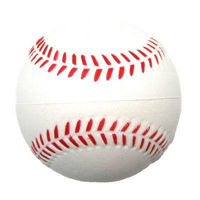 室内練習用ボール直径70mm(1ケース60球入り) pu-m60