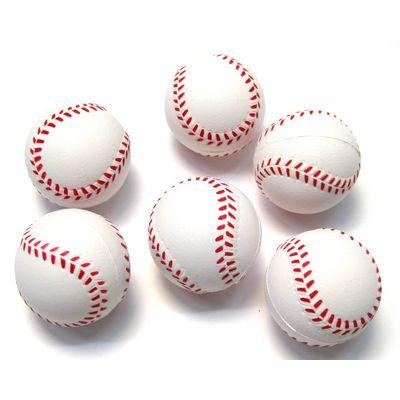 室内練習用ボール直径40mm(1ケース60球入り) pu-s60