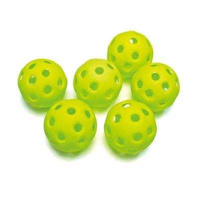 穴あきミニ室内用練習球(300球入り) ap-ss300