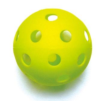 穴あき室内用練習球 ap-s