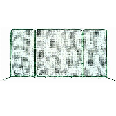 三面式防球ネット(フレームセット) tbn-3fs