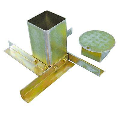 固定埋込金具(3個1組) 3dbk