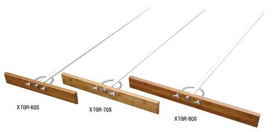組立式グラウンドレーキ羽70cm (5本1組) xtgr-70s