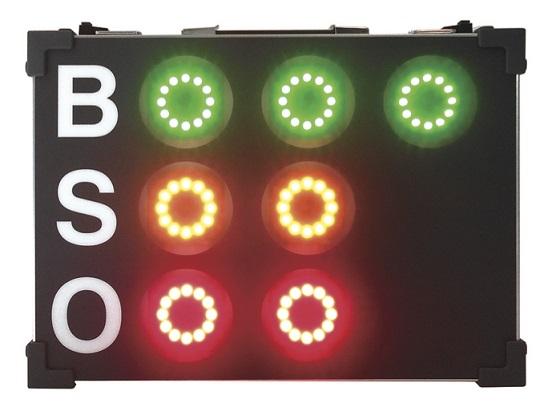 LEDカウント表示板 xbso-cb