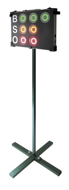 カウント表示板専用台 xbso-d