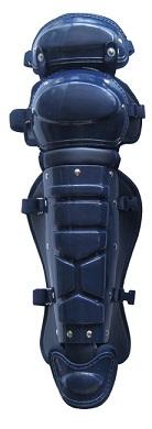 硬式レガーツ膝パッド付き/ネイビー/Mサイズ ld-mc